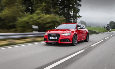 Audi RS6 Avant tunung by ABT Sportsline