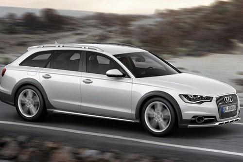 Audi A6 Allroad new