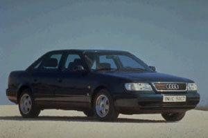 Old Audi A6