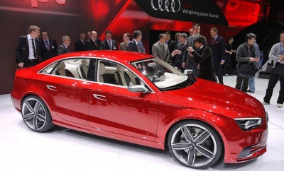 Chinese market for Audi